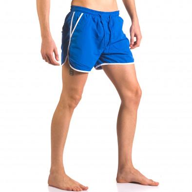 Costume de baie bărbați Parablu albastru ca050416-10 4