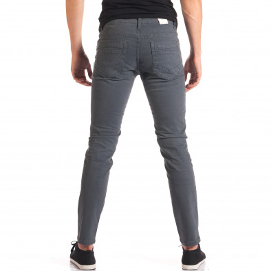 Pantaloni bărbați G-9 gri it150816-1 3