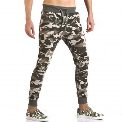 Pantaloni bărbați Black Fox camuflaj it110316-12 4