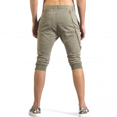 Pantaloni scurți bărbați TMK verzi it110316-52 3