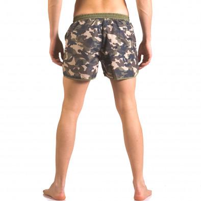 Costume de baie bărbați New Mentality camuflaj ca050416-2 3