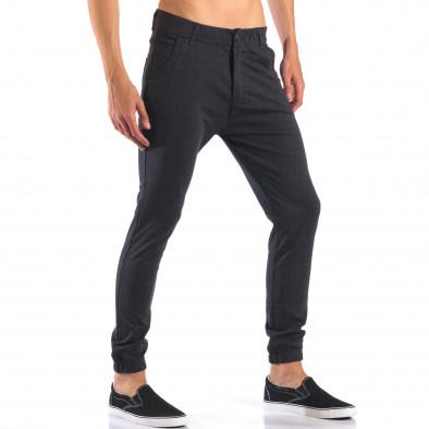 Pantaloni bărbați Jack Berry albaștri it160616-25 4