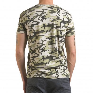 Tricou bărbați Wilfed camuflaj it110316-93 3