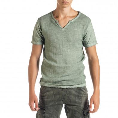 Tricou bărbați Duca Homme verde it010720-26 2