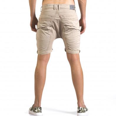 Pantaloni scurți bărbați Always Jeans bej it110316-35 3