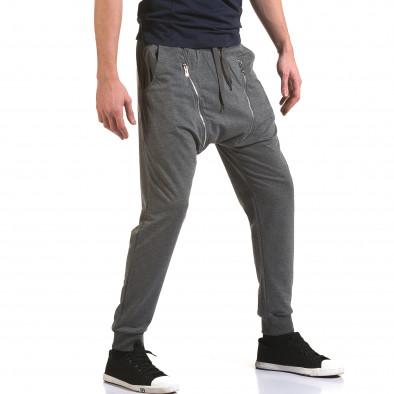 Pantaloni baggy bărbați Belmode gri it090216-45 4