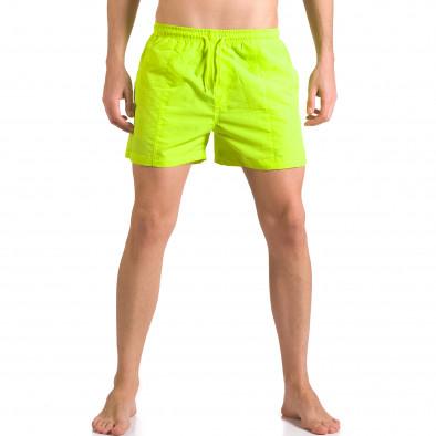 Costume de baie bărbați Parablu verde ca050416-18 2