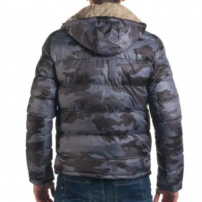 Geacă de iarnă bărbați Adrexx camuflaj it191016-104 3