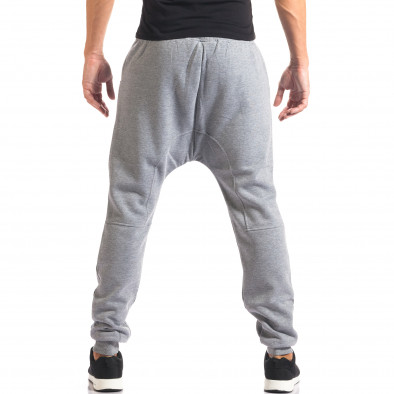 Pantaloni baggy bărbați Marshall gri it160816-22 3