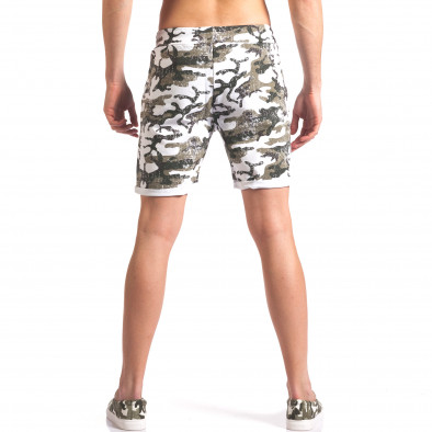 Pantaloni scurți bărbați Millions camuflaj it250416-7 3