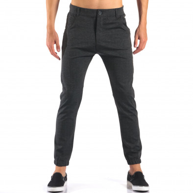 Pantaloni bărbați Jack Berry gri it160616-27 2