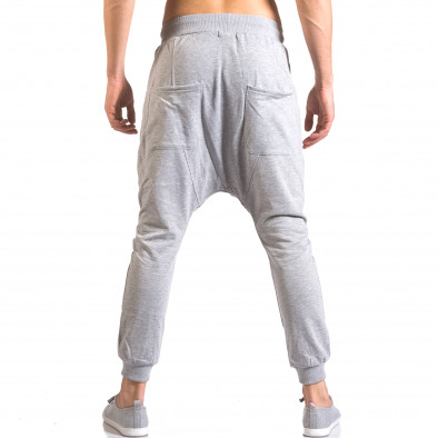 Pantaloni baggy bărbați Devil Slayer gri ca050416-49 3