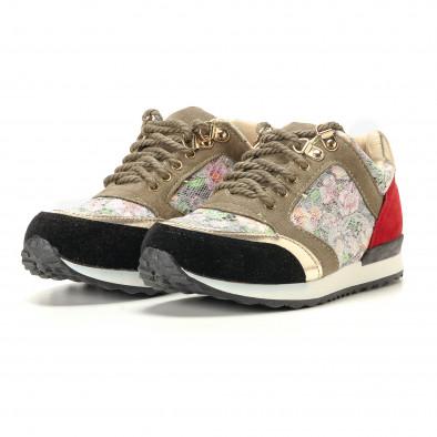 Pantofi sport de dama R's curcubeu it200917-53 3