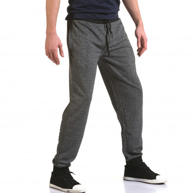 Pantaloni bărbați Eadae Wear gri it090216-52 4