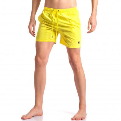 Costume de baie bărbați Graceful galben tsf250416-66 2
