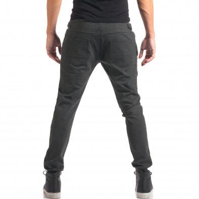 Pantaloni bărbați Jack Berry gri it150816-20 3