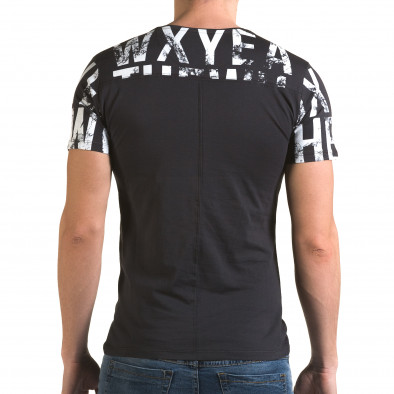 Tricou bărbați Lagos gri il120216-34 3