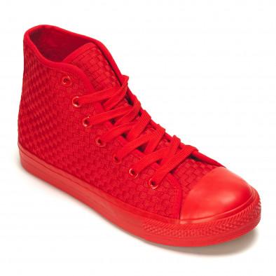 Teniși bărbați Bella Comoda roșii it050816-4 3