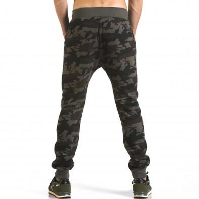 Pantaloni baggy bărbați Dress&GO camuflaj it110316-5 3