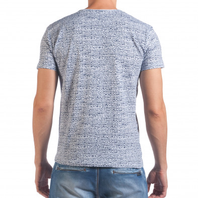 Tricou bărbați Lagos alb il060616-57 3