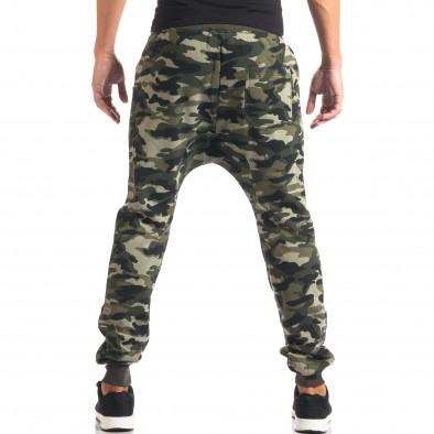 Pantaloni baggy bărbați Marshall camuflaj it160816-5 3
