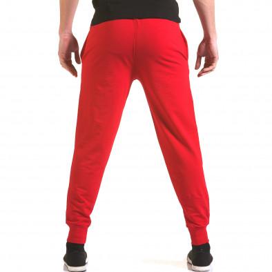 Pantaloni bărbați Franklin roșu il170216-132 3