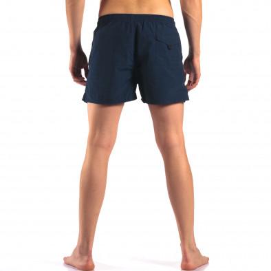Costume de baie bărbați New Mentality albastru it150616-25 3