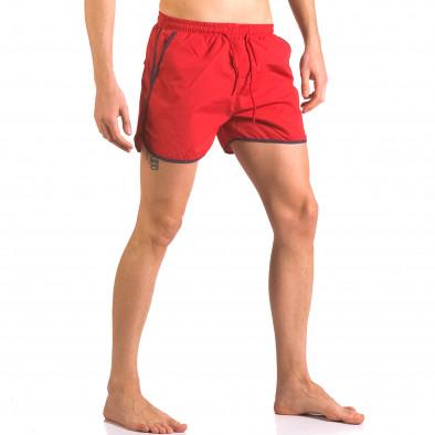 Costume de baie bărbați Parablu roșu ca050416-11 4