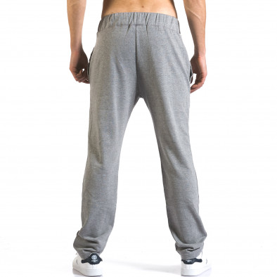 Pantaloni bărbați Marshall gri it110316-16 3