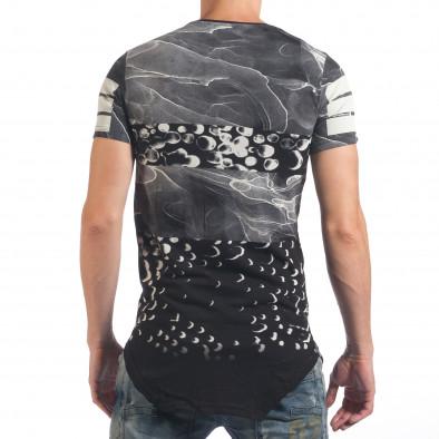 Tricou bărbați Just Relax negru il060616-2 3