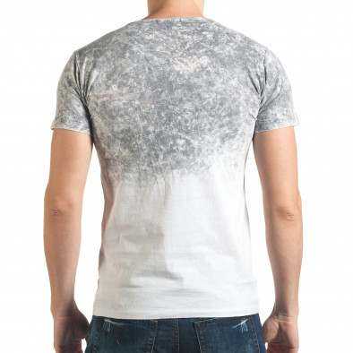 Tricou bărbați Lagos gri il140416-54 3