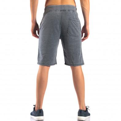 Pantaloni scurți bărbați Marshall gri it160616-1 3