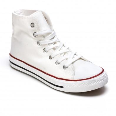 Pantofi sport bărbați Dilen albi it170315-9 3