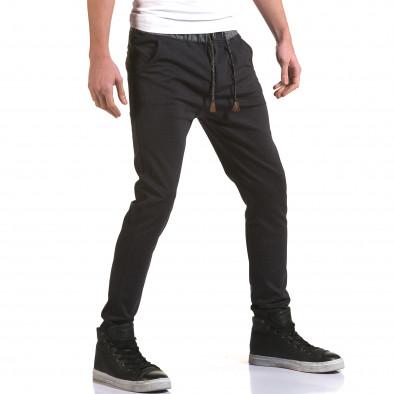 Pantaloni Jack Berry albaștri bărbați it090216-30 4