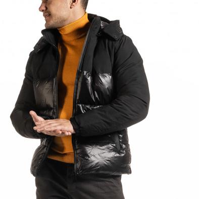Geacă de iarnă bărbați Duca Homme neagră it301020-8 3
