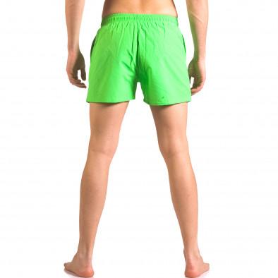 Costume de baie bărbați Bitti Jeans verde ca050416-8 3