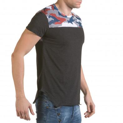 Tricou bărbați SAW camuflaj il170216-53 4