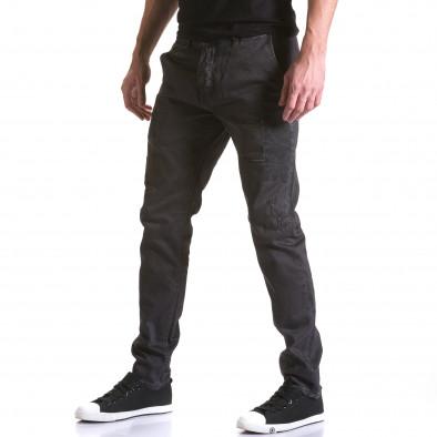 Pantaloni Y-Two gri bărbați it031215-16 4