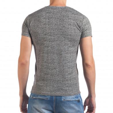 Tricou bărbați Lagos gri il060616-56 3
