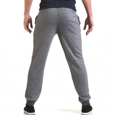 Pantaloni bărbați Eadae Wear gri it090216-51 3