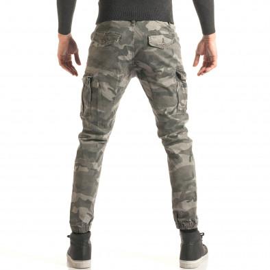 Pantaloni bărbați X-three camuflaj it181116-66 3