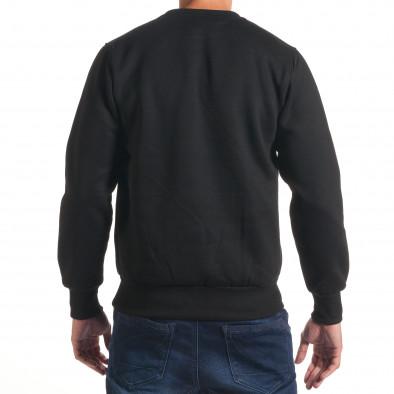 Hanorac bărbați Marshall negru it240816-19 3