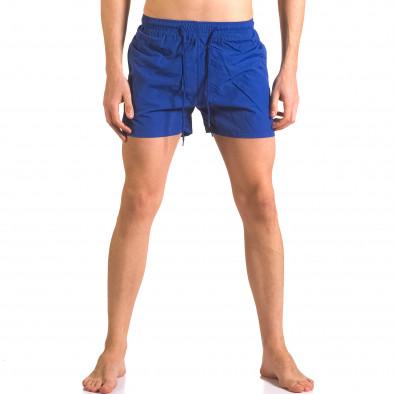 Costume de baie bărbați Bitti Jeans albastru ca050416-5 2
