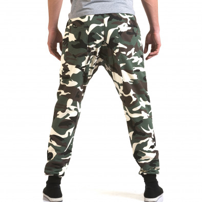 Pantaloni baggy bărbați Maximal camuflaj it090216-59 3