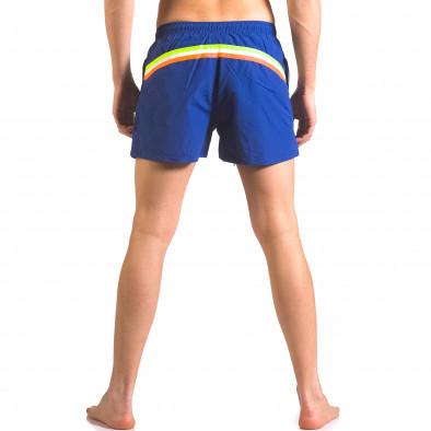 Costume de baie bărbați Bitti Jeans albastru ca050416-5 3