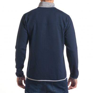 Hanorac bărbați Marshall albastru it240816-36 3