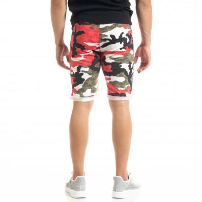 Pantaloni scurți bărbați Alpini Firenze camuflaj it050620-13 3