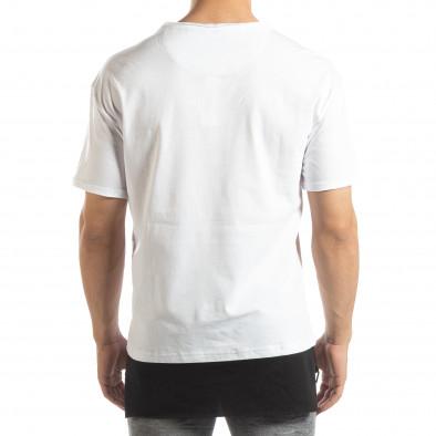 Tricou alb Darth Vader pentru bărbați it150419-112 3
