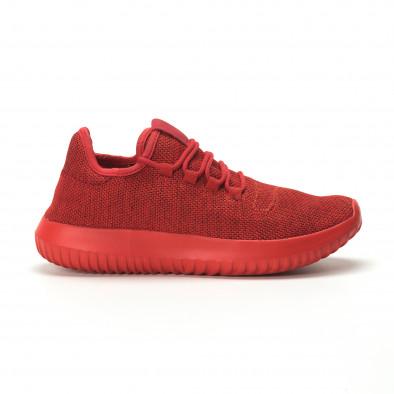 Adidași pentru bărbați All red model ușor it250119-20 2