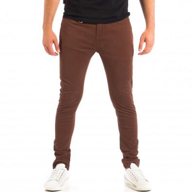 Pantaloni bărbați House maro lp060818-96 2